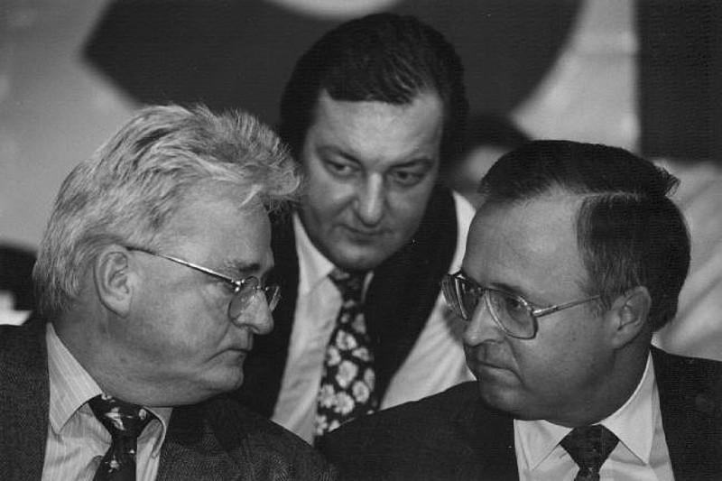 Pressesprecher der SPD Landtagsfraktion